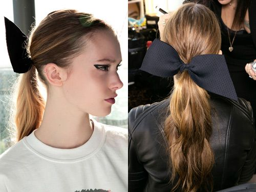 2014 hair trends - accessories