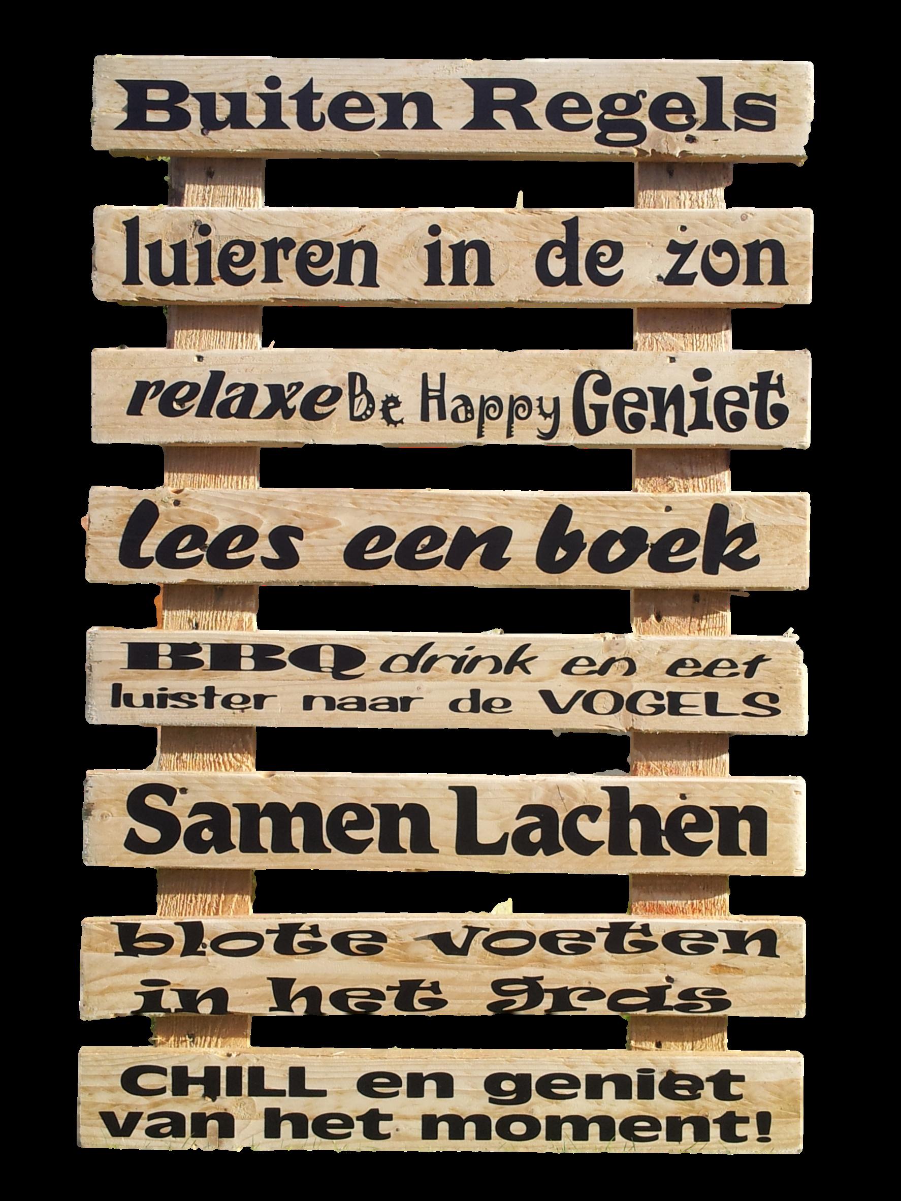 Tekstborden buiten regels sticker tekstborden pinterest buiten teksten en tuin - Onze mooie ideeen ...