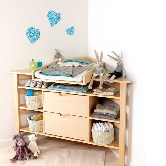 Table à Langer Dangle Interior Nursery Rooms Chambre
