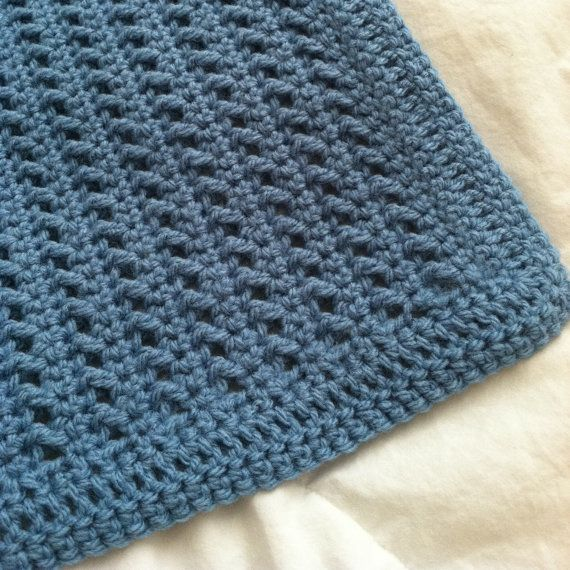 Cross Stitch Crochet Baby Blanket Things Ive Made Pinterest