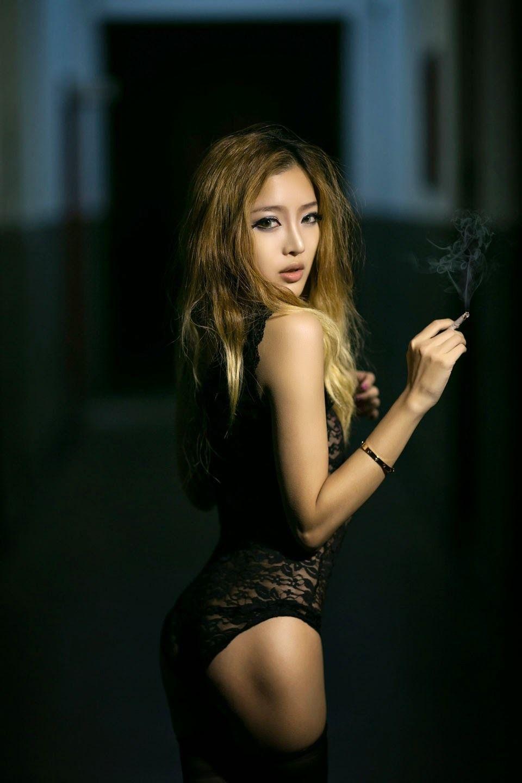 Pin On Cigarette Women
