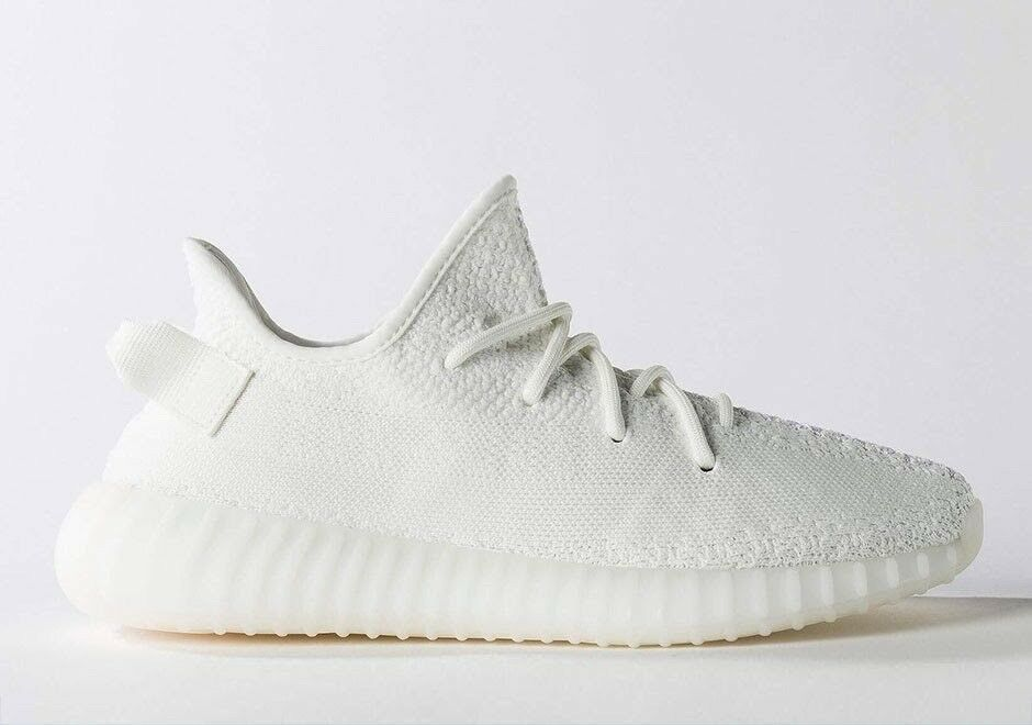 Yeezy Boost 350 V2 'Cream White Triple White' adidas
