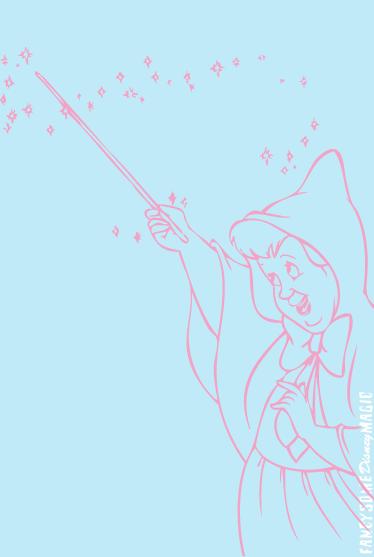 I Wish I Had A Fairy Godmother Disney Drawings Cinderella Fairy