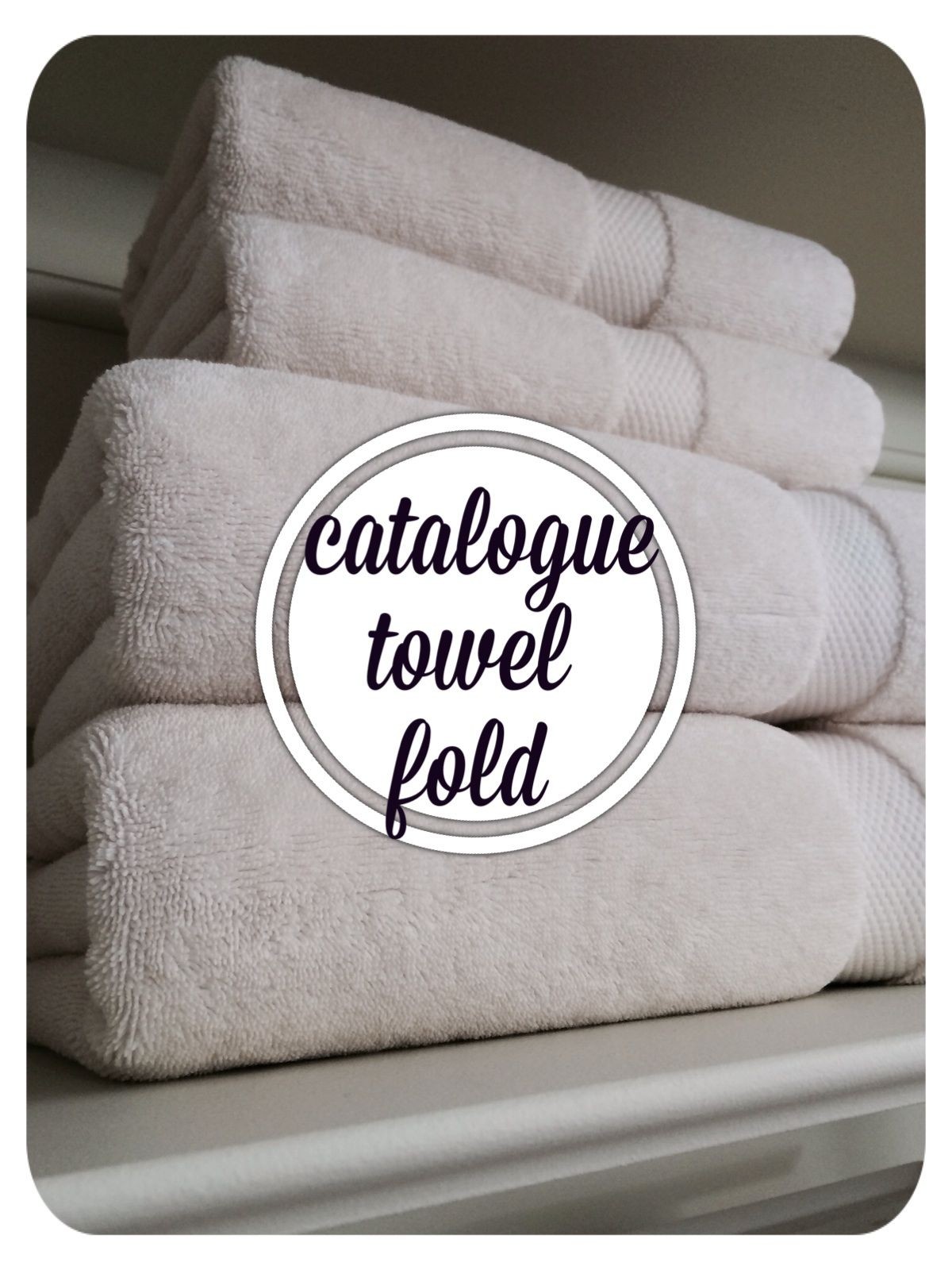 via } have you ever wondered how they get towels in catalogues and ...