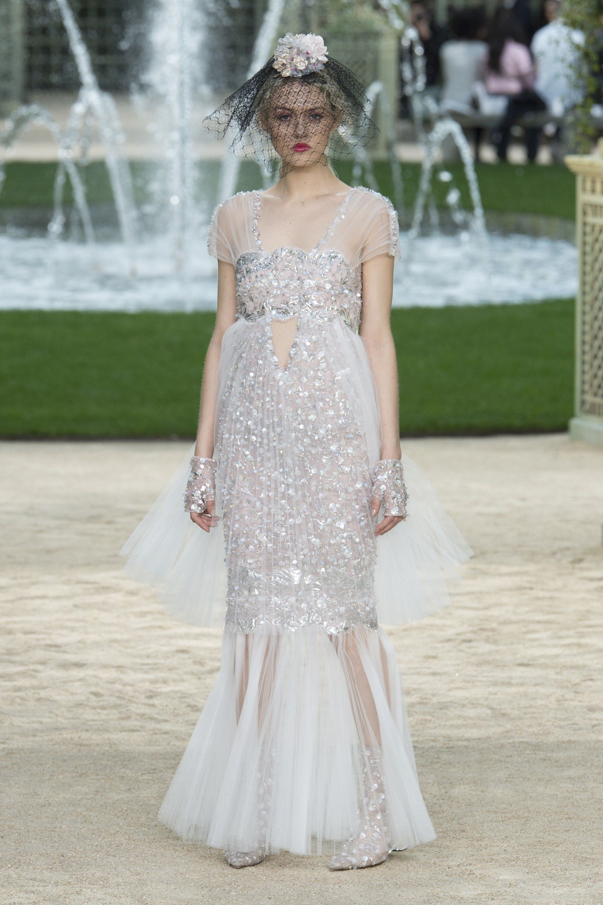 Chanel spring couture fashion show collection see the complete
