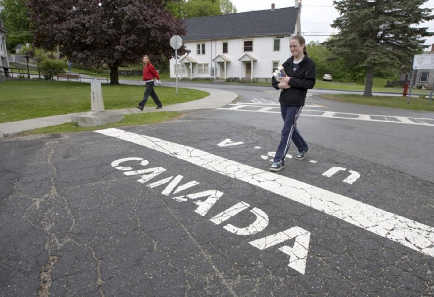 EU y Canadá extienden cierre de frontera la cual llevan clausurada desde el 21 de marzo