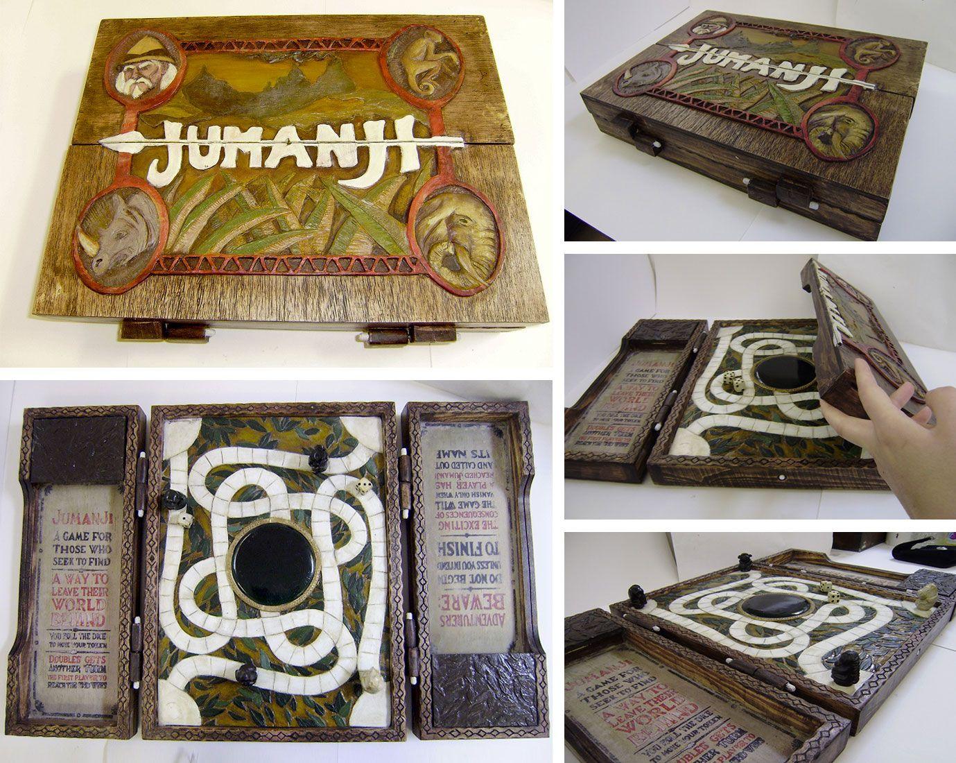 Jumanji Spielbrett