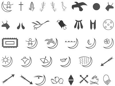 Get Symbols: American Indian Symbols