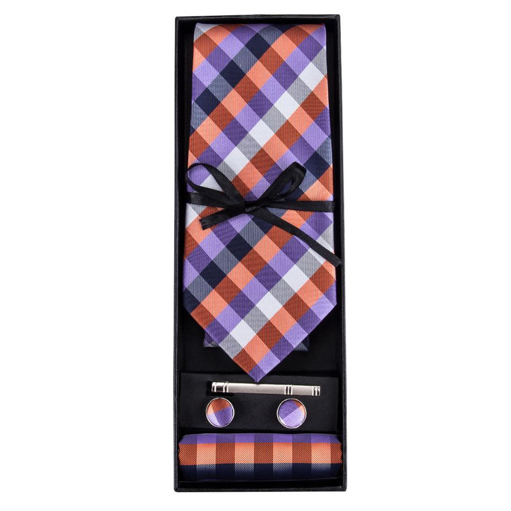 Barry Wang sells more than 1000 styles of neckties, tie pins