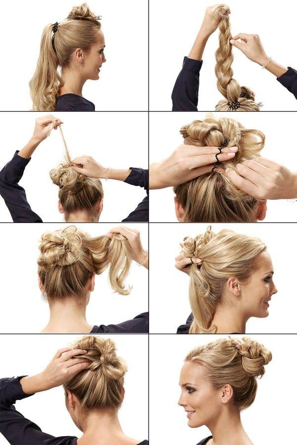 Partyfrisuren Für Alle Längen Zum Selber Machen Girl Hairstyles