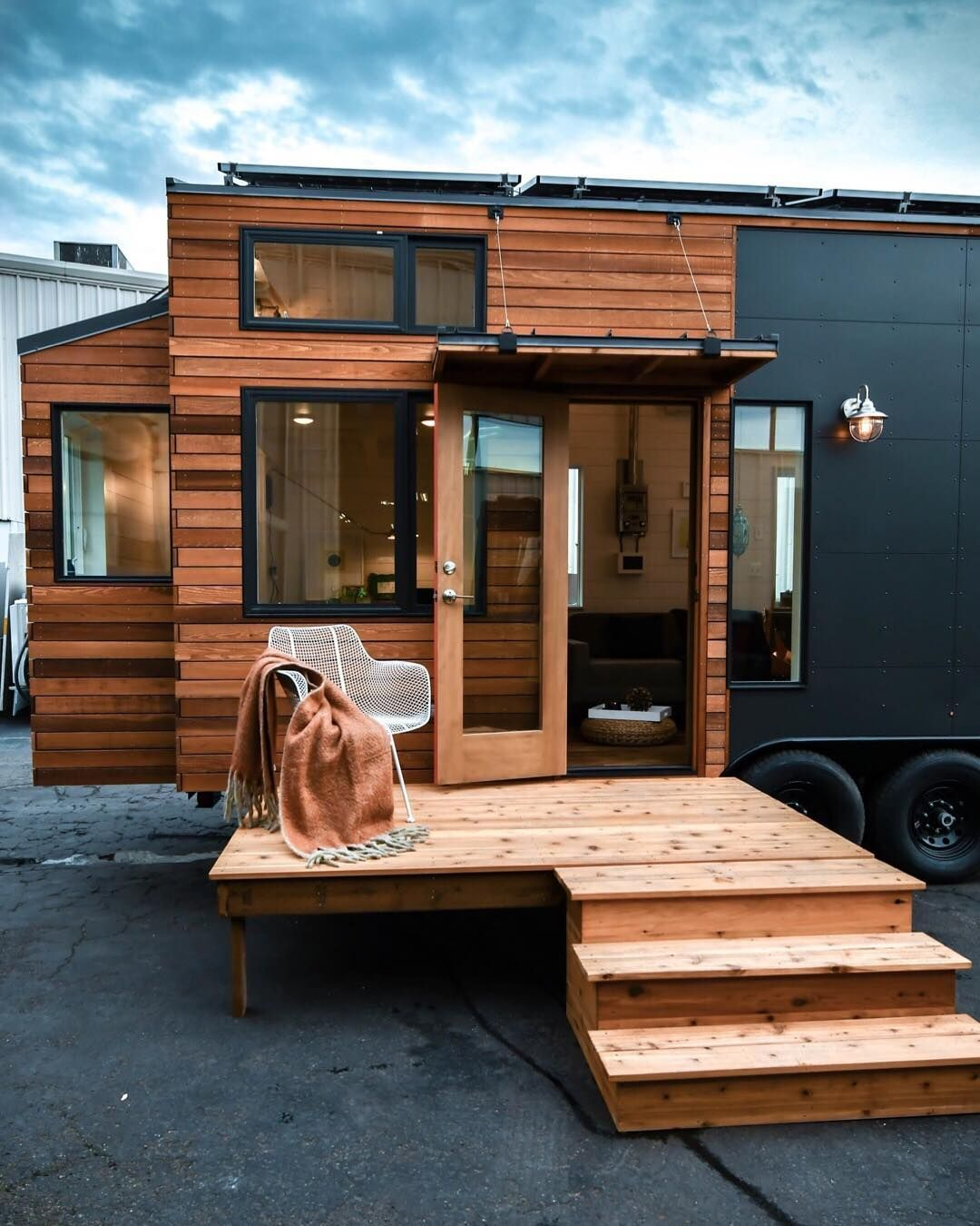 Tiny House Listings At Tinyhouselistings On Instagram Go Tiny