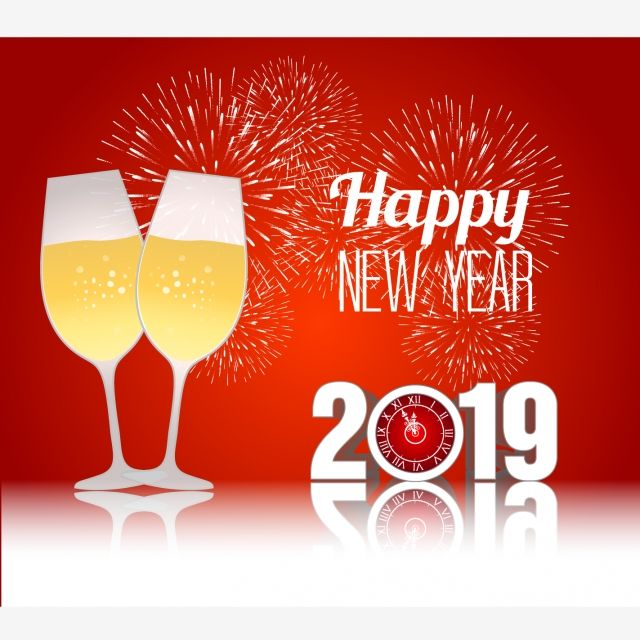 2019 alcohol happy fun new new year background bar champagne clipart cocktail creative decoration decorative design drink glass icon