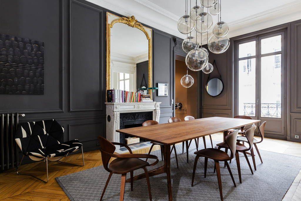 appartement hyper design appartements louer paris d coration int rieure pinterest. Black Bedroom Furniture Sets. Home Design Ideas
