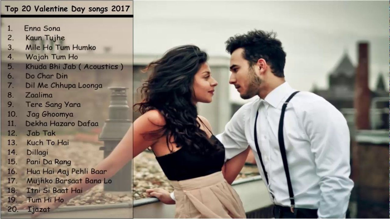 Top romantic songs list