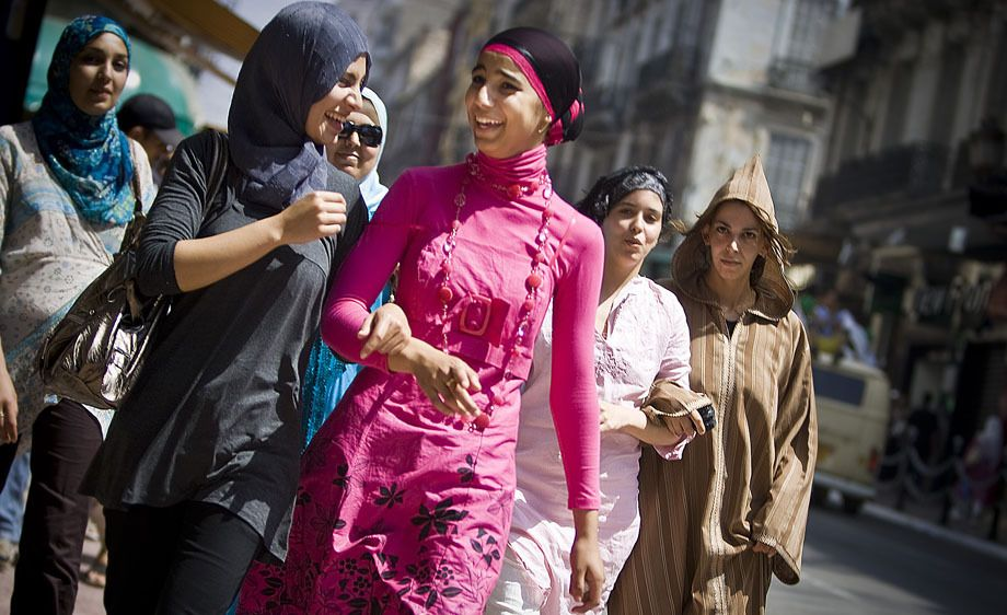 Bildergebnis für Algerian People | People of Algeria ...