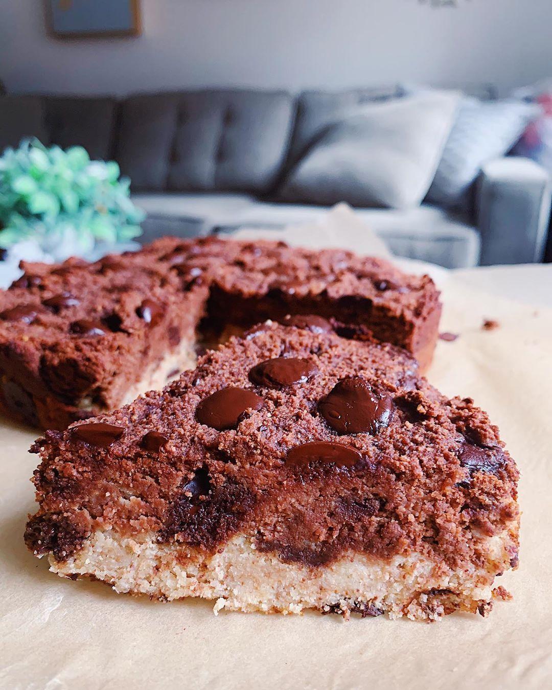 Samah Dada On Instagram New Banana Bread Brookie Pie Recipe