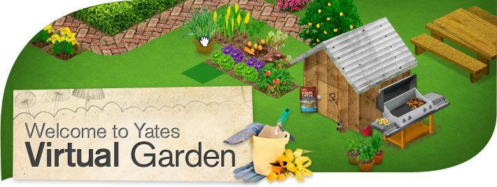 Yates Virtual Garden Design Your Own Garden Or Choose A