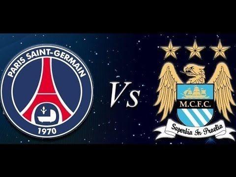 Manchester City vs Paris Saint-Germain 1-0 Full Highlights ...