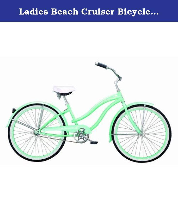 Ladies Beach Cruiser Bicycle 26 Rover Gx Mint Sizes 26
