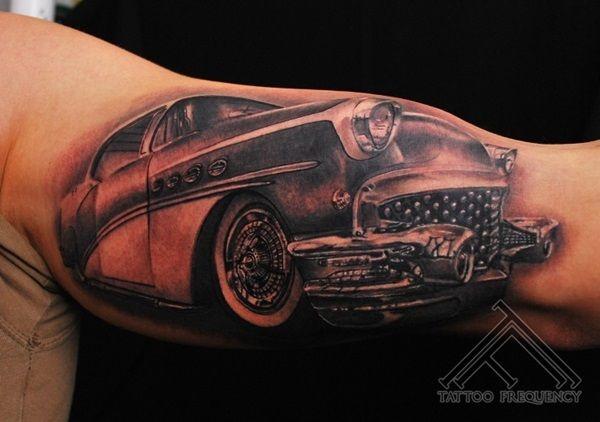 Pin By Fashion On Car Tattoo Pinterest Car Tattoos Tattoo