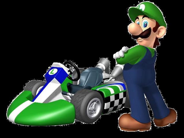 Luigi Mario Kart Wii Mario Kart Wii Mario Kart Characters