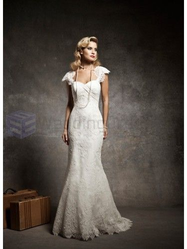wedding dresses for hourglass figures | Choosing the modest ...