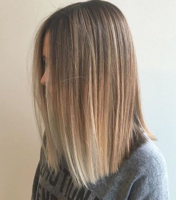 La mejor manera de alisarte el pelo según tu tipo de cabello