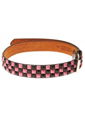 Belt, Pink Studded
