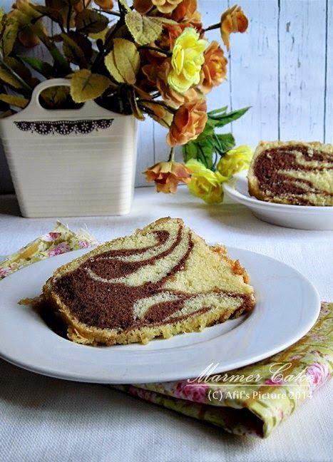 Resep Marmer Cake Pak Sahak : resep, marmer, sahak, Boboluan