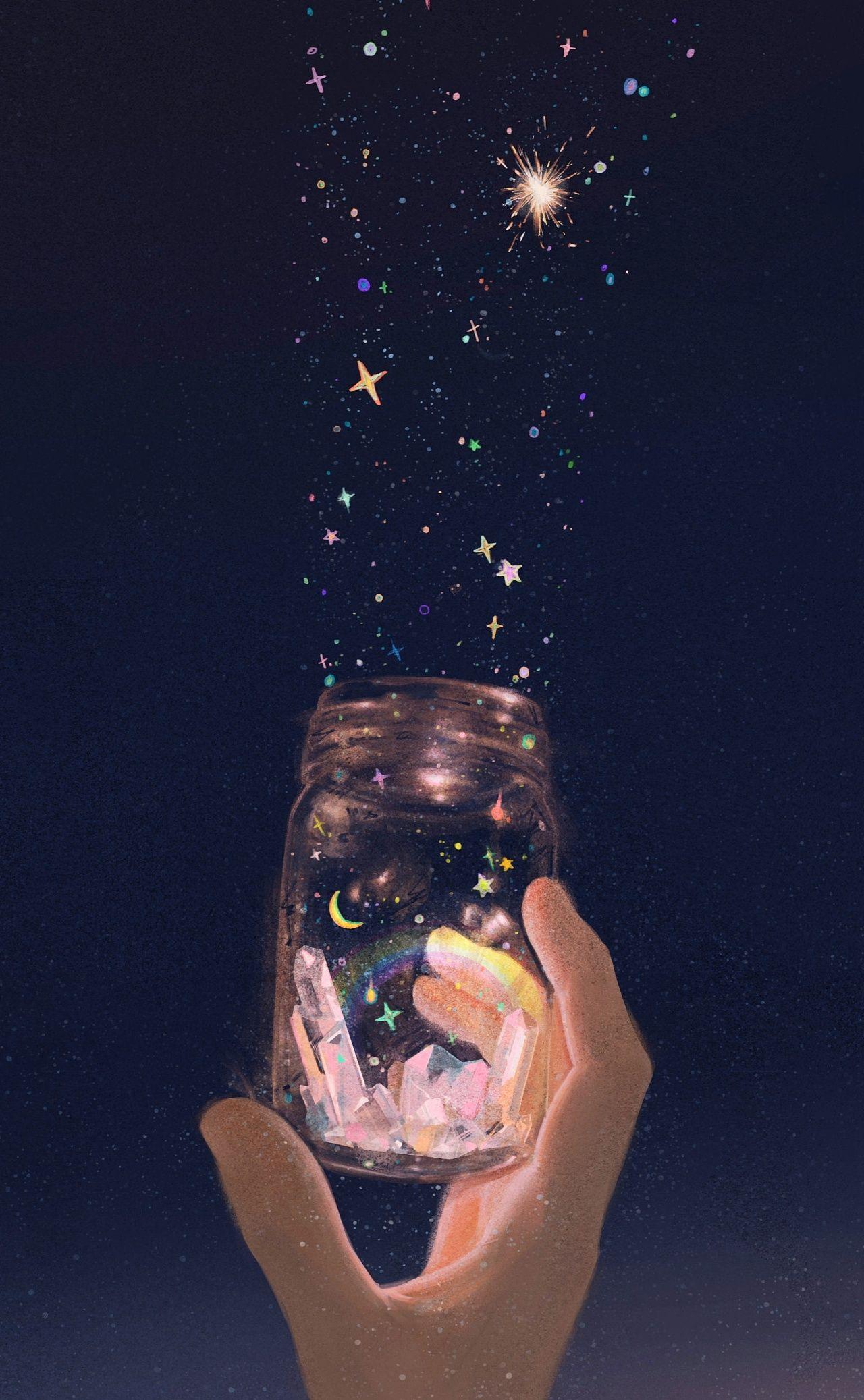 星星永远不会被黑暗吞噬 - 原创作品