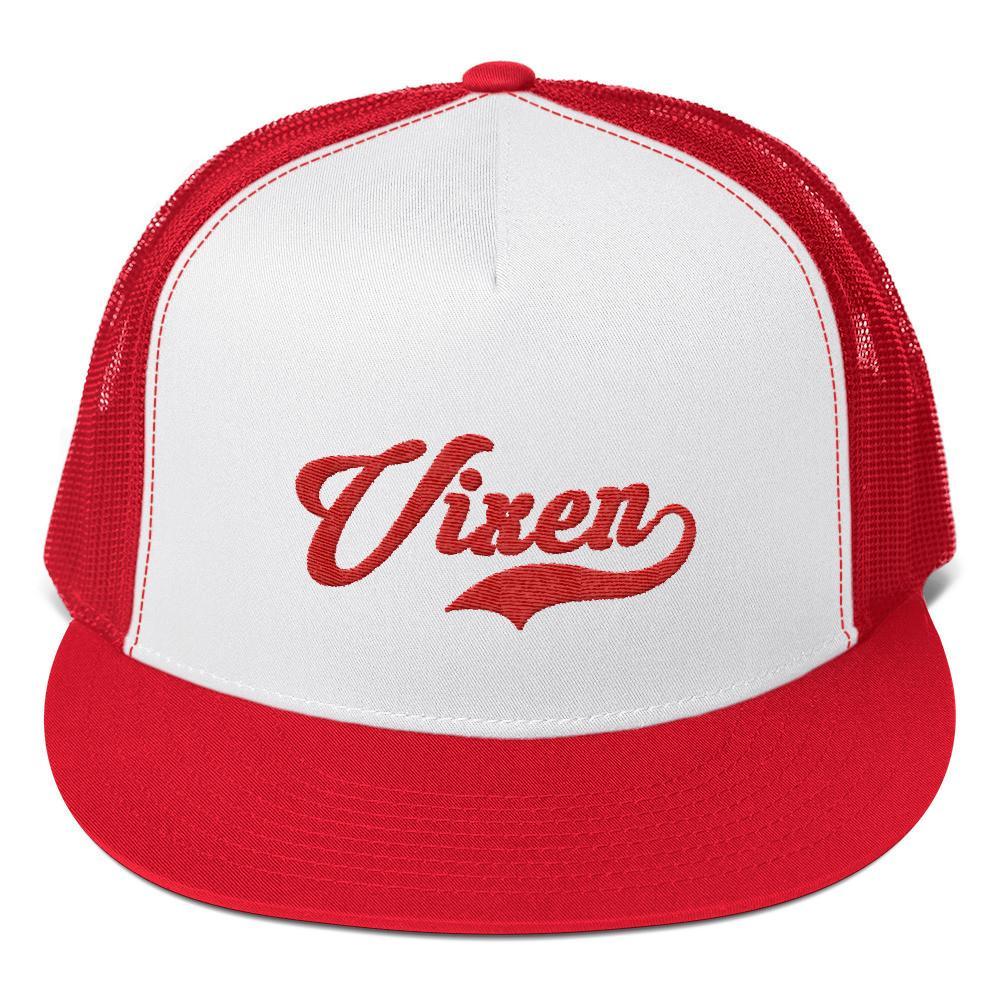 Vixen Trucker Cap