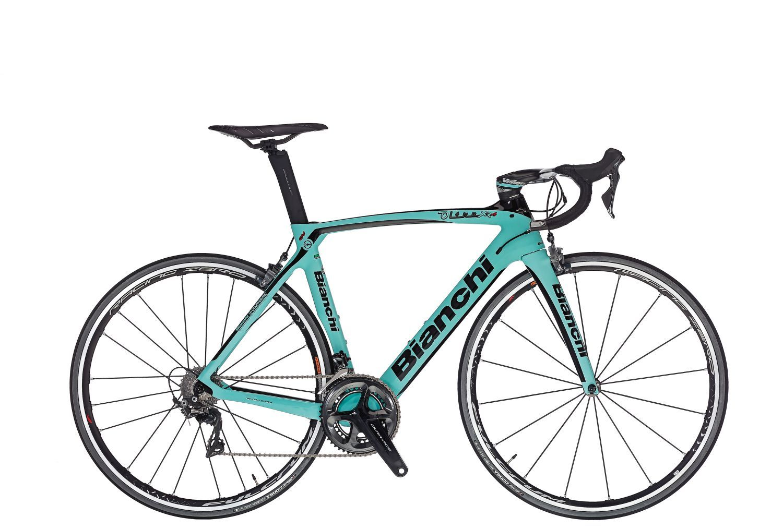 Bianchi Oltre XR4 2017 - Chorus 11sp Compact | Oltre XR4 | RACING | RENNRAD | BianchiStore