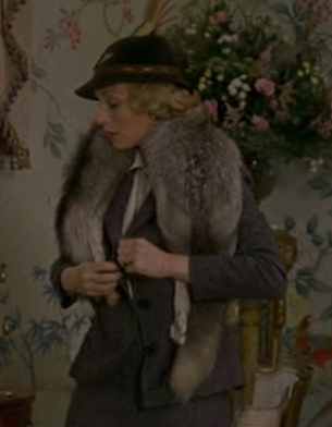Cinema Style: A Look Back at Gosford Park  |Gosford Park Costumes