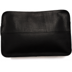 Sille Leather Clutch