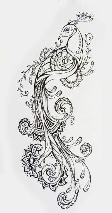 Tattoo Feather Peacock Tat 31  Ideas