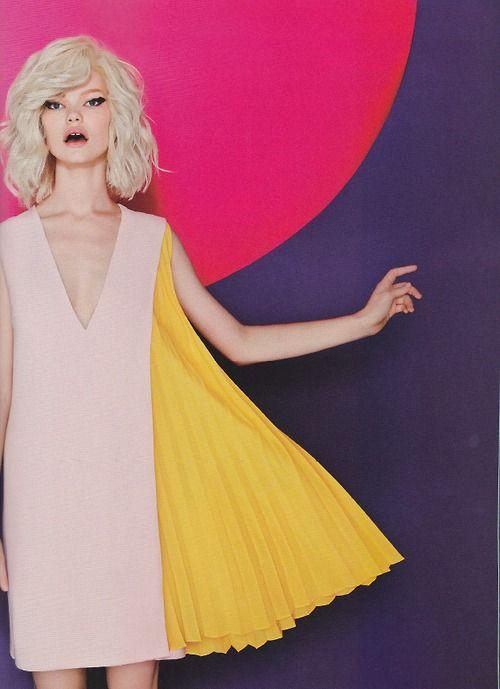 Kelly Mittendorf by Dima Honcharov for Vogue Ukraine, May 2013.
