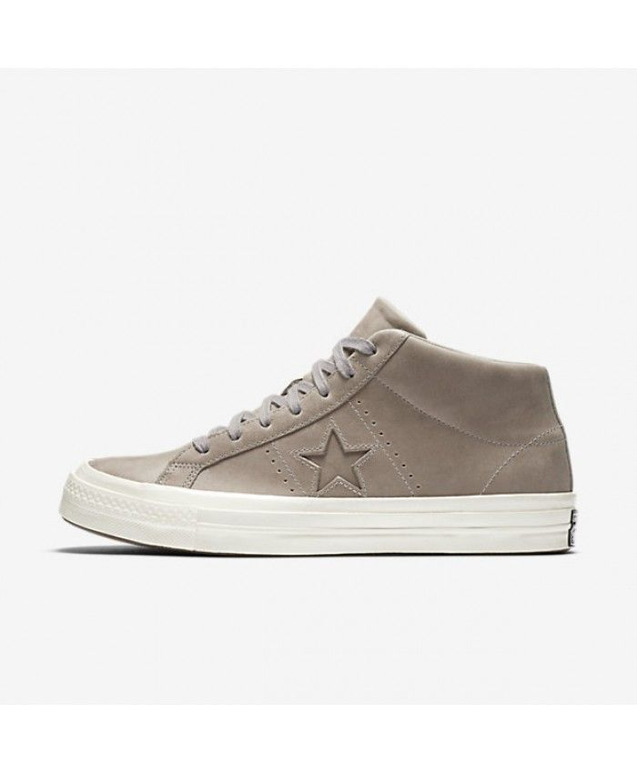Converse One Star Premium Leather High Top Brown 157703C 232