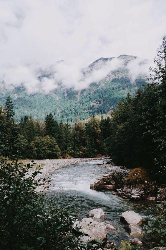 nördlicher Fluss #photoscenery
