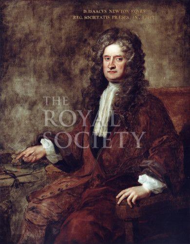 Intrinseco Y Expectorante Robert Hooke Y La Ira De Isaac Newton Historia De Las Matematicas Personajes Destacados Isaac Newton