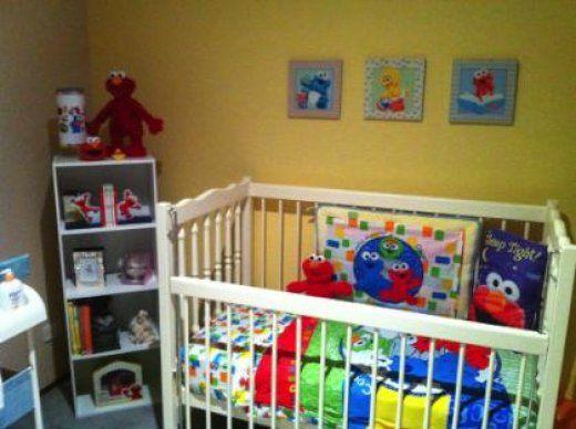 Elmo Nursery Baby Boy Nurseries