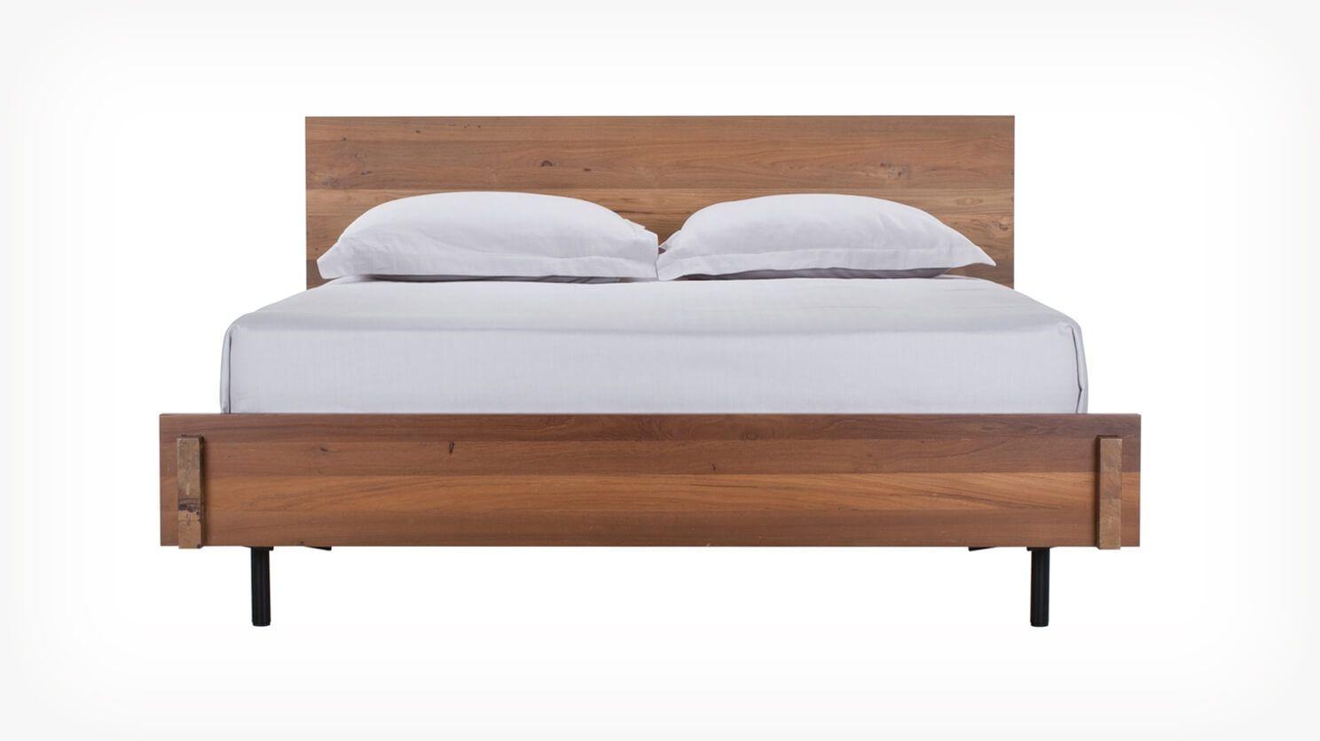 Best Reclaimed Teak Bed In 2020 Simple Bed Bed Furniture 400 x 300