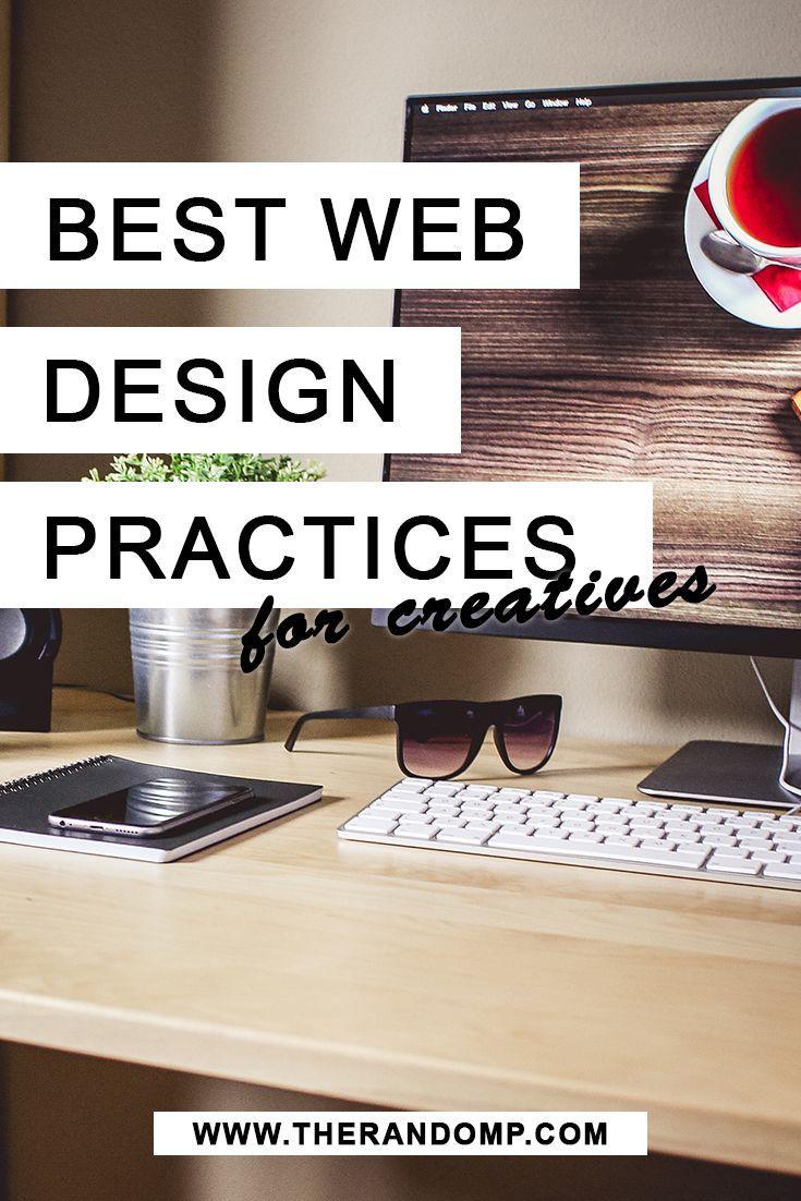 Best web design practices for creatives therandompblog