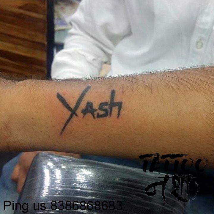 Name Tattoo Done By Ravi Sharma At Tattoo Nasha Tattoonasha Tattooinjaipur Tattooartistjaipur Tattoos Tattoostudioinja Tattoos Tattoo Artists Name Tattoo