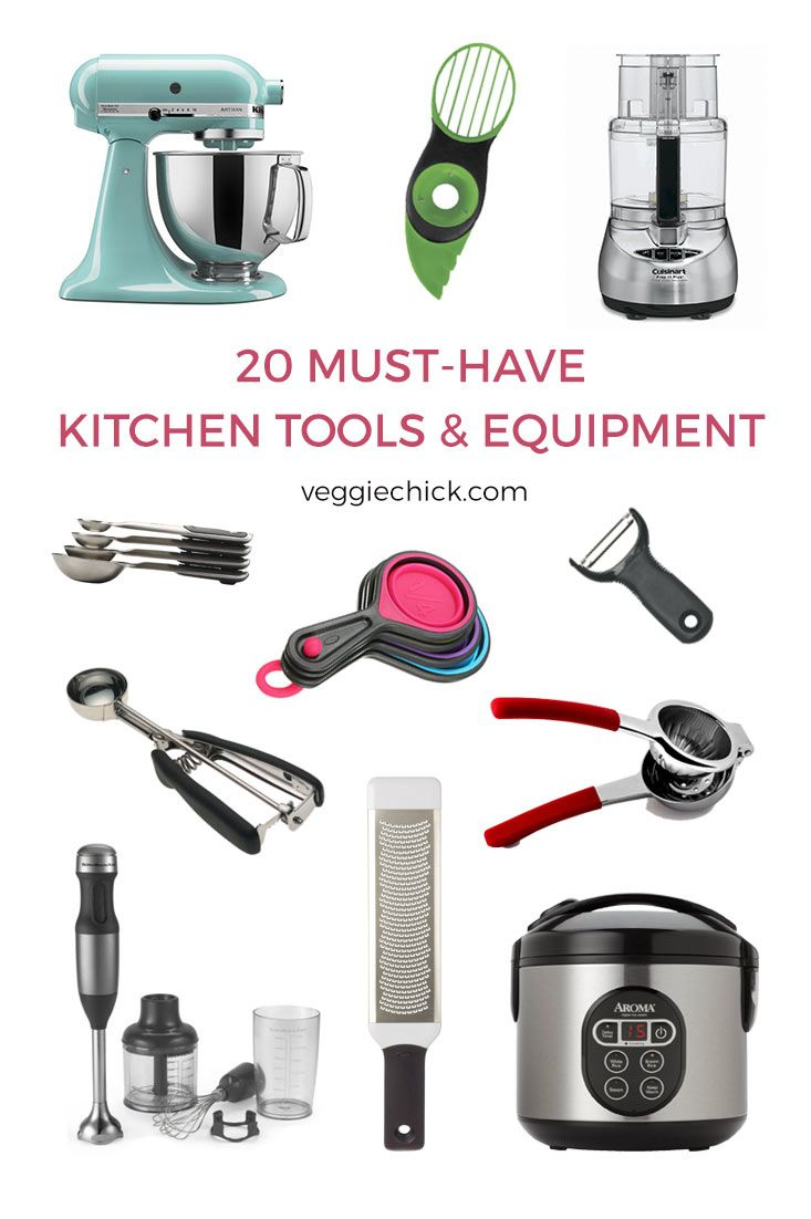 Kitchen Tools And Equipment Kitchen Tools And Equipment And Their ...