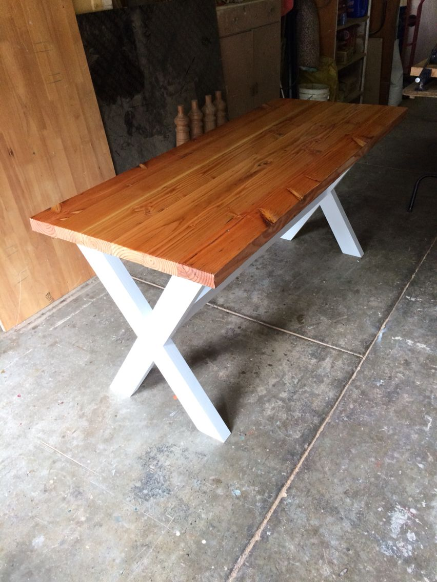 Recycled Timber Dining Table Check Out My Woodwork For Sale On Ebay