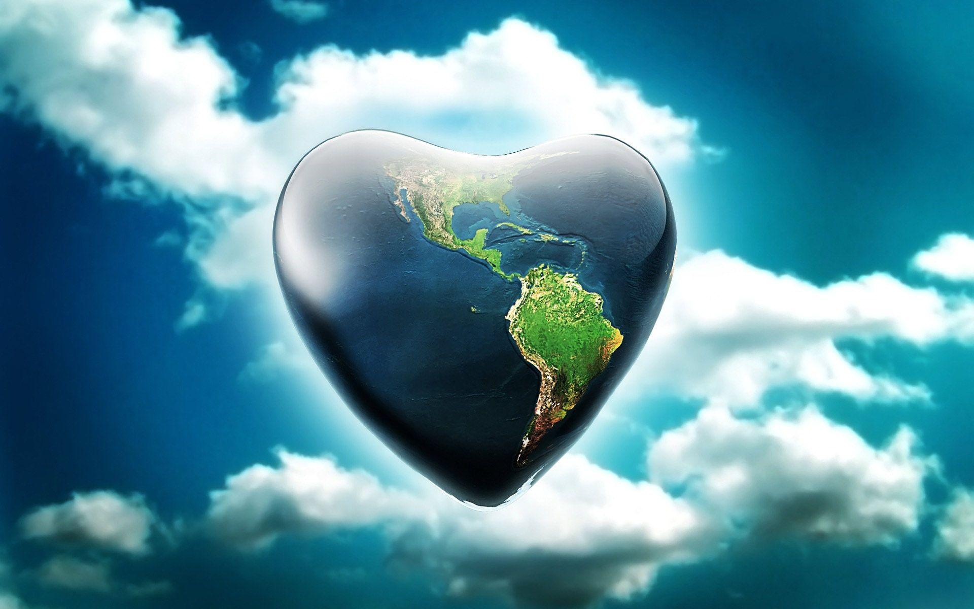 36+ Love earth ideas