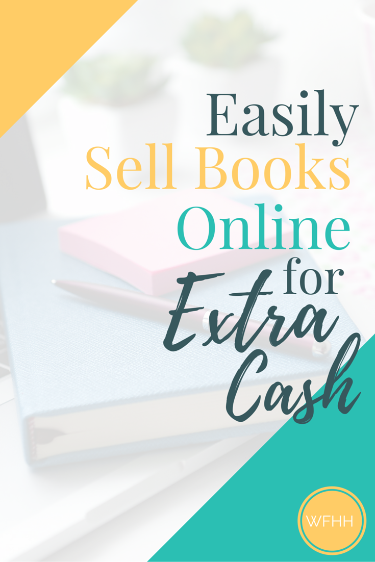 Sell Books Online for Extra Cash | Work From Home - Expert ...