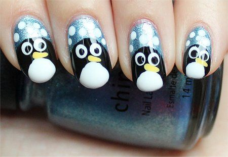 cute nail styles art tutorial