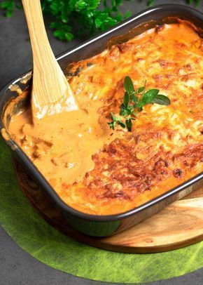Gyros in Metaxa-Sauce - Low Carb - GLUTENFREI - LCHF - KETO #einfachegerichte