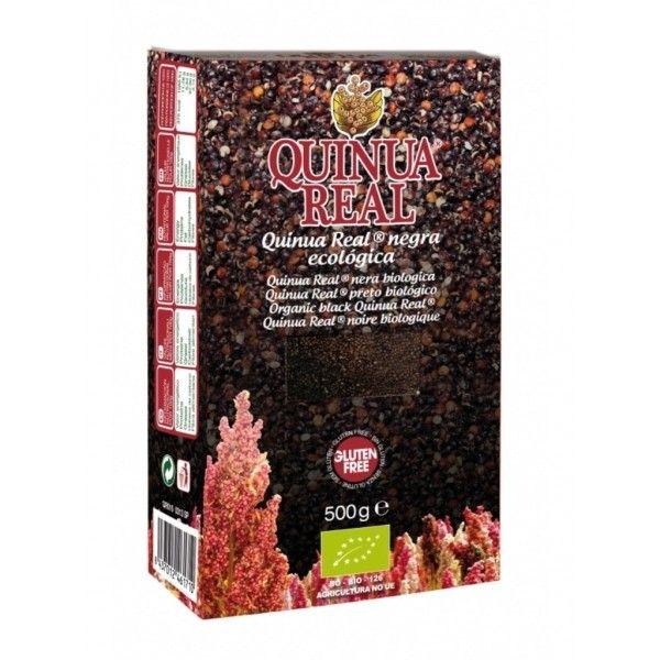 """Quinoa Real Negra Ecológica certificada """"QUINUA REAL"""""""